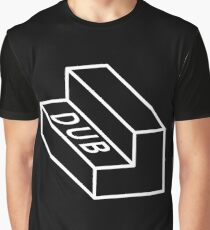 Dubstep (white) Graphic T-Shirt