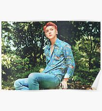 Sehun - EXO - KoKoBop THE WAR Poster