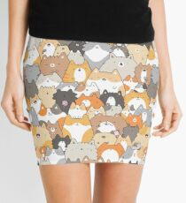Cats, Kitties and a Spy Mini Skirt