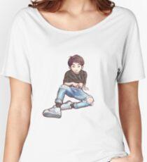 BTS - Jungkook Women's Relaxed Fit T-Shirt