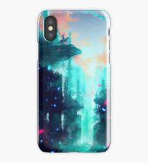 Mononoke Forest iPhone Case/Skin