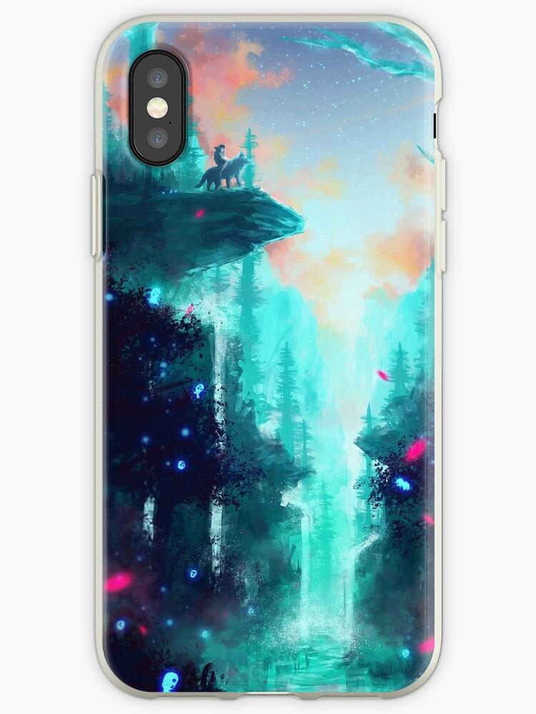 Mononoke Forest by Ronald Kuang