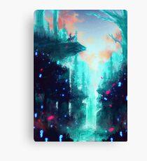 Mononoke Forest Canvas Print