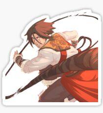 Castlevania Trevor Belmont Sticker
