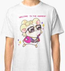 Hipster hamster Classic T-Shirt
