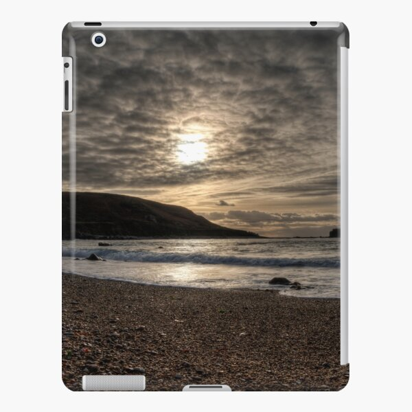 Clonque Bay, Alderney iPad Snap Case