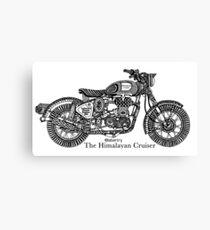The Himalayan Cruiser Canvas Print