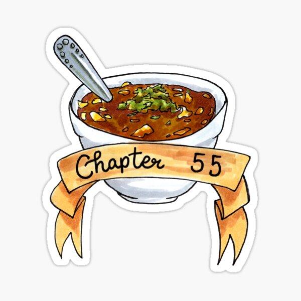 Chapter 55 Marker Illustration Sticker