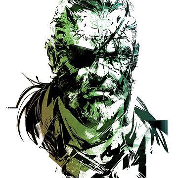 Metal Gear Solid by TortillaChief