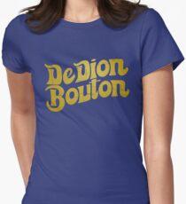 De Dion Bouton TEXT GOLD DISTRESSED T-Shirt