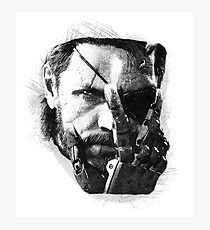 Metal Gear Solid Photographic Print
