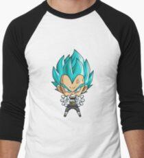 Vegeta God Blue Chibi T-Shirt