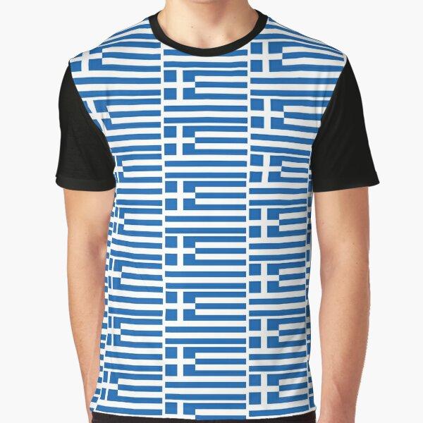 GREECE Graphic T-Shirt