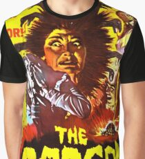 The Gorgon - vintage horror movie poster, 1964 Graphic T-Shirt