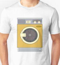 Retro Washing Machine Unisex T-Shirt