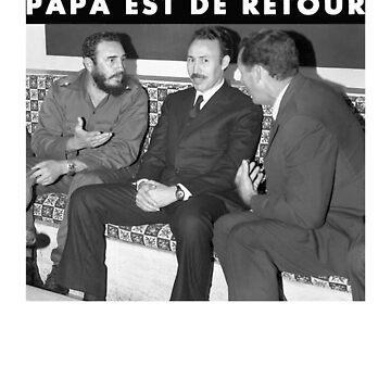 Papa Est De Retour by drakouv