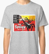 The Spider - vintage horror movie poster Classic T-Shirt