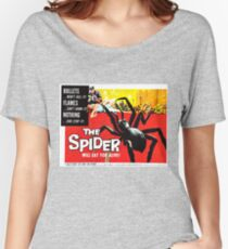 The Spider - vintage horror movie poster Women's Relaxed Fit T-Shirt