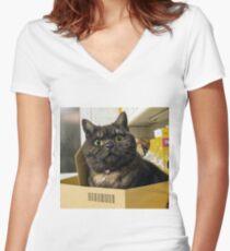 Pandora Fitted V-Neck T-Shirt