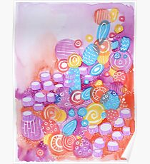 The Candy Sea  Poster