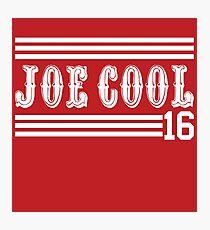 """Joe Cool"" Photographic Print"