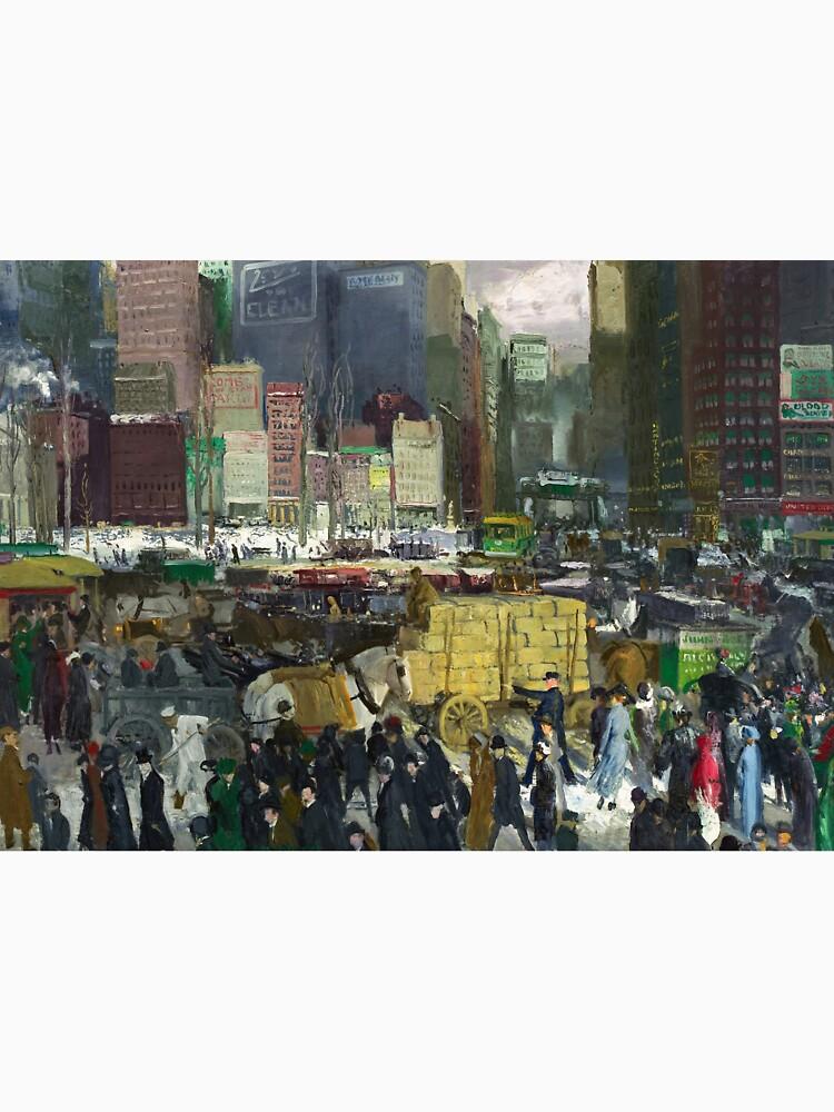 New York - George Bellows de BravuraMedia