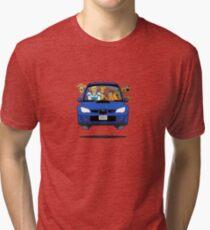 Subie Doo Tri-blend T-Shirt