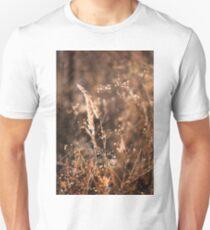 Autumn spikelets Unisex T-Shirt