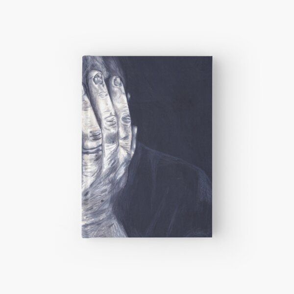 Workers hands Hardcover Journal