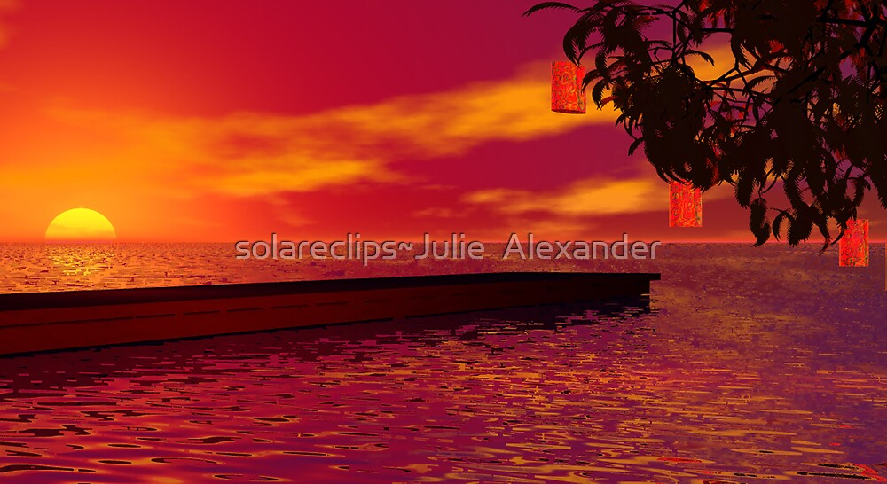 Wastin' time by solareclips~Julie  Alexander