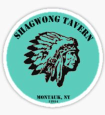 Shagwong Tavern Sticker