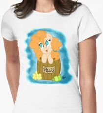 Pear Butter in a Barrel Women's Fitted T-Shirt