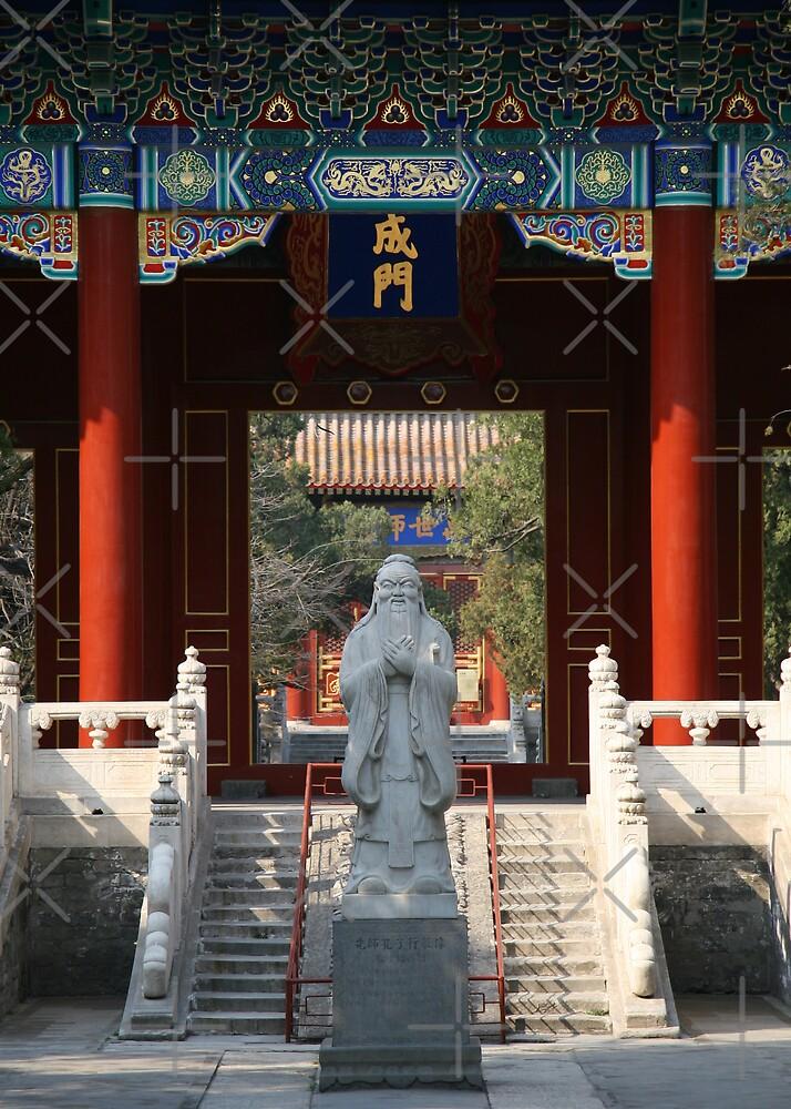 Confucius  by KLiu