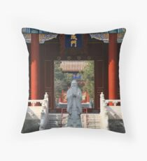 Confucius  Throw Pillow