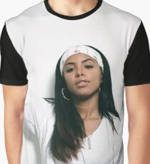RIP AALIYAH 2 Graphic T-Shirt