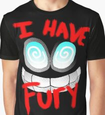 I Have Fury! - Fawful  Graphic T-Shirt