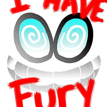 I Have Fury! - Fawful  by nicklindsay1895