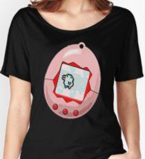 Pink Tamagotchi  Women's Relaxed Fit T-Shirt