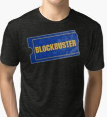 Blockbuster Tri-blend T-Shirt