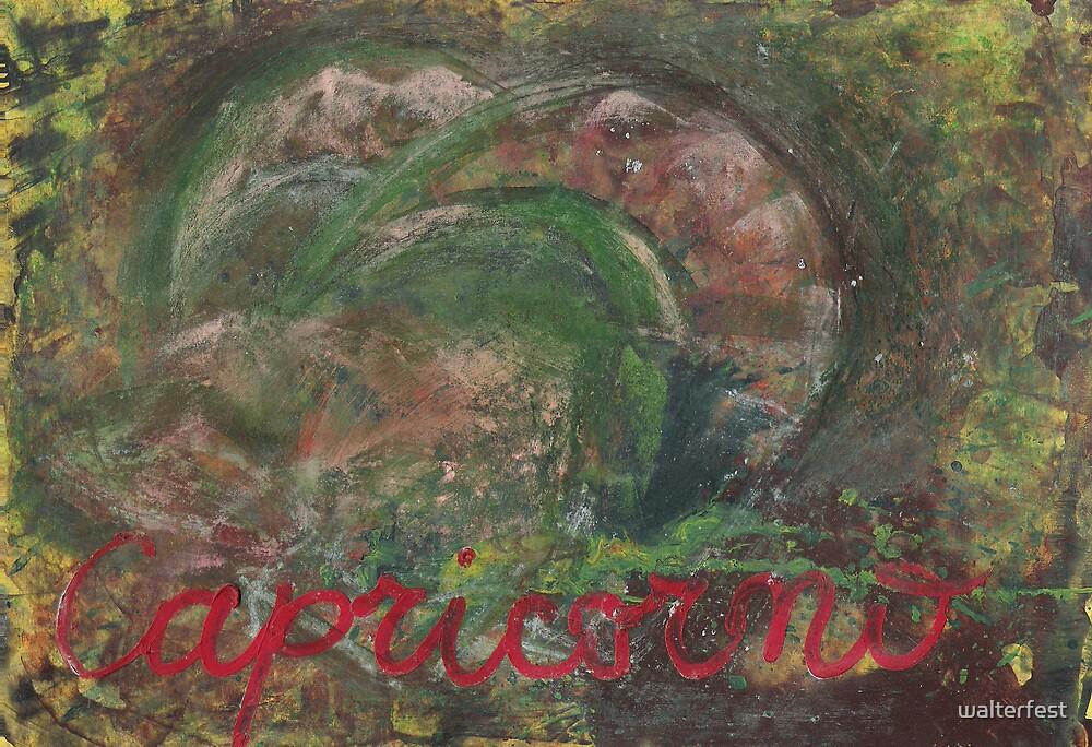 capricorno by walterfest
