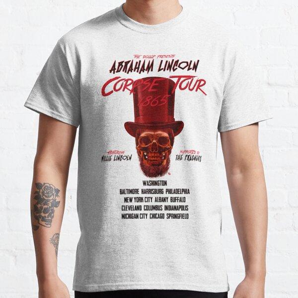 DOLLOP - Abraham Lincoln Corpse Tour Classic T-Shirt
