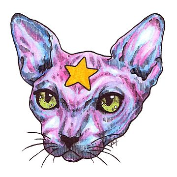 Star Cat by LillianCuda