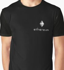 Ethereum Logo Graphic T-Shirt