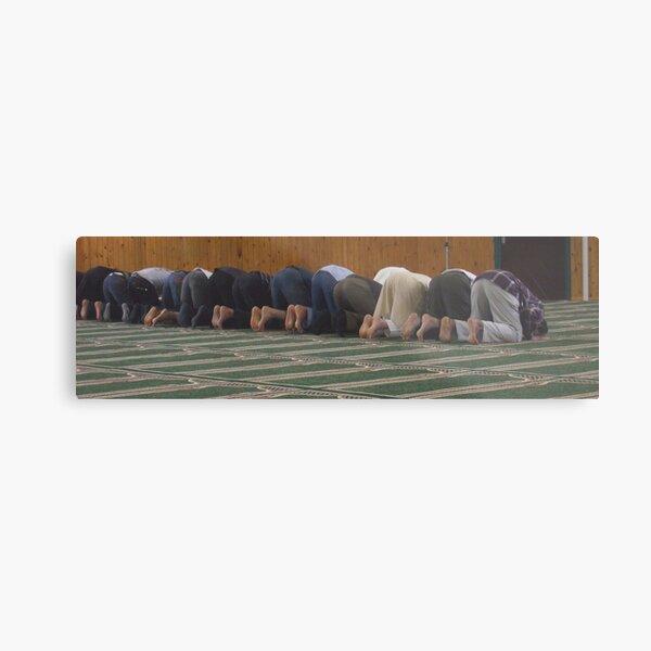 Call of Allah Metal Print