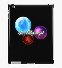 Im a Materia girl, iPad Case/Skin