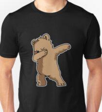 Dabbing Bear Shirt Unisex T-Shirt