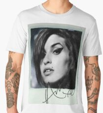 amy polaroid  Men's Premium T-Shirt