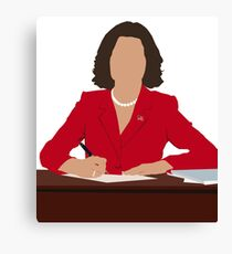 Selina Meyer Canvas Print