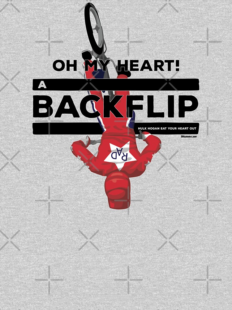 Oh My Heart A BACKFLIP by mark5four0