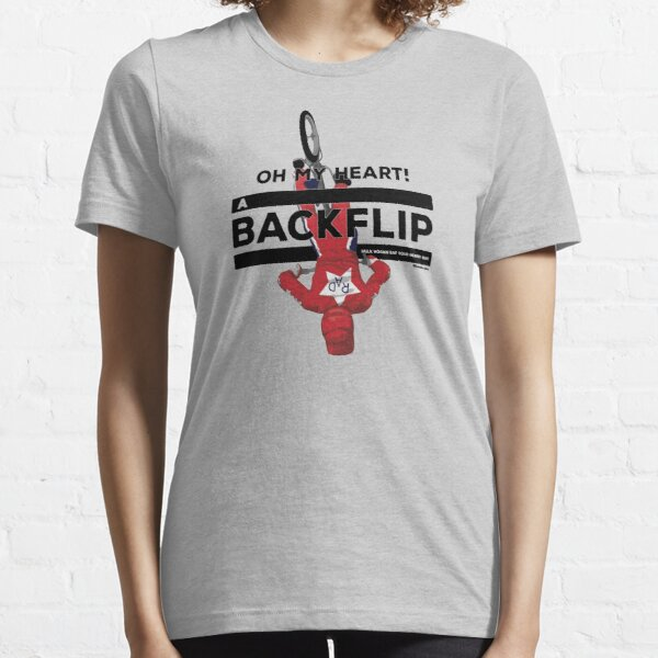 Oh My Heart A BACKFLIP Essential T-Shirt